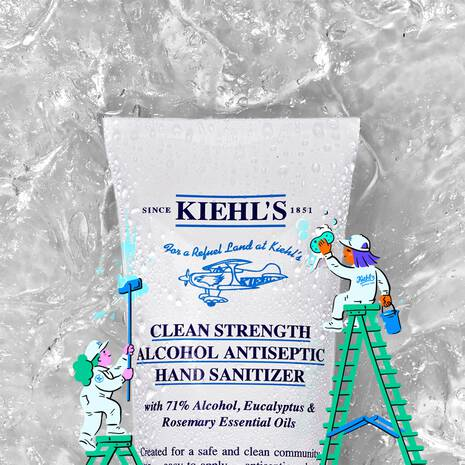 Clean Strength Alcohol-based Purifying Hand Gel