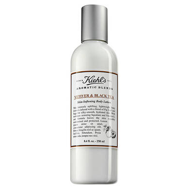 Aromatic Blends Body Lotion Black tea and Vetiver