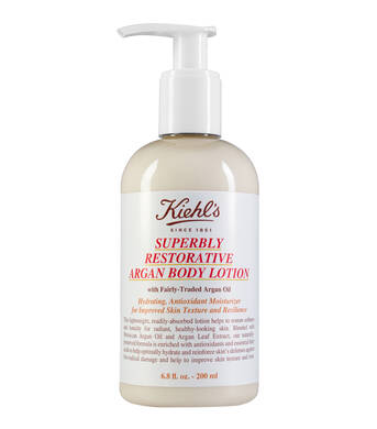 Superbly Restorative Argan Body Lotion