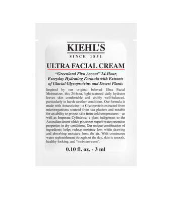 Ultra Facial Cream 3ml