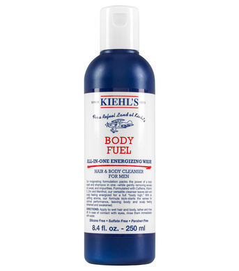 Body Fuel All-In-One Energizing Wash