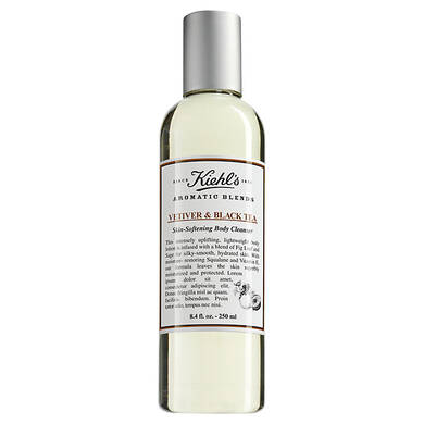 Aromatic Blends Body Cleanser Black Tea and Vetiver