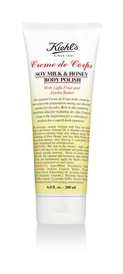 Creme de Corps Soy Milk & Honey Body Polish