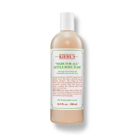Made For All Gentle Body Wash
