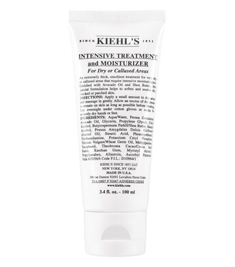 Intensive Treatment and Moisturizer for Dry or Callused Areas