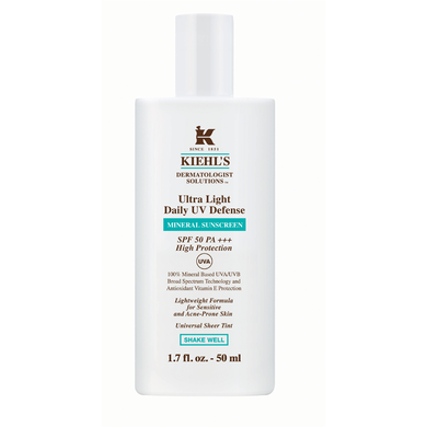 Ultra Light Daily UV Defense Mineral Sunscreen