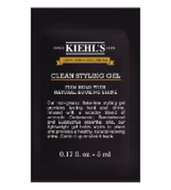 Grooming Solutions Clean Styling Gel 5ml