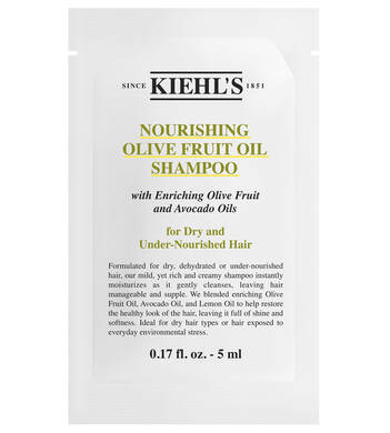 Olive Fruit Oil Nourishing Shampoo 5ml