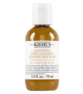 Calendula Deep Cleansing Foaming Face Wash