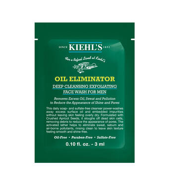 Oil Eliminator Deep Cleansing Exfoliating Face Wash