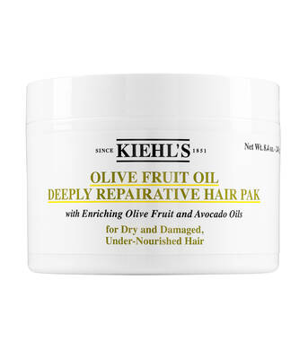 Olive Fruit Oil Deeply Reparative Hair Pack
