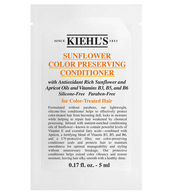 Sunflower Color Preserving Conditioner 5ml