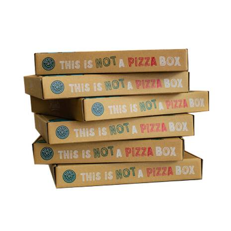 This is Not a Pizza Box